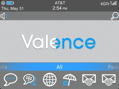 Valence theme for BB 99xx model