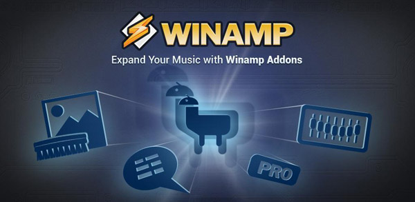 Winamp 1.0.3 for Playbook and BB10 APP