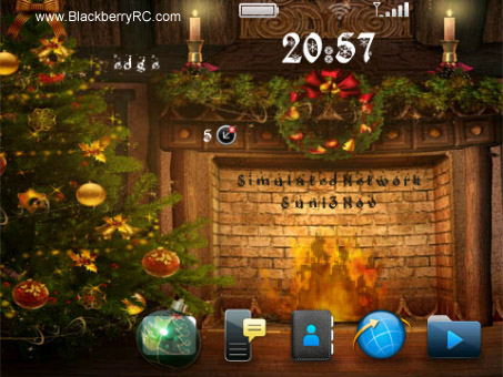 <b>Sweet XMAS Animated (9900,9930,9981 OS7 themes)</b>
