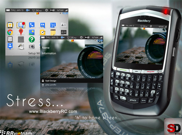 <b>Sadi Design - Stress theme (320x240 os 4.5)</b>