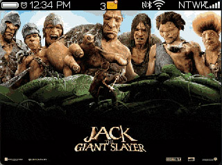 Jack the Giant Slayer for 9320, 9310 OS 7 themes