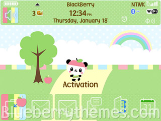 Pandapple theme for 85xx,93xx os5.0/4.6