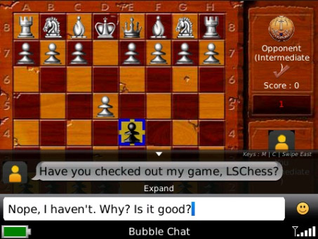 <b>Chess for BBM 1.5.4</b>
