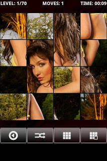 Beautiful Brunettes PuzzleBox v1.2.5 for bb10 game