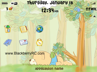 Baby Bear Theme for 85xx,93xx curve os5.0