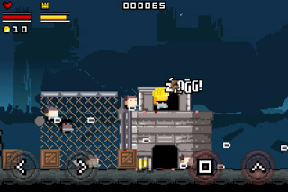 Gunslugs v2.0.1 game for blackberry 10 phone