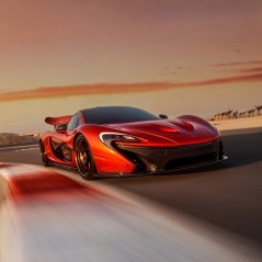 <b>2013 McLaren P1 for Blackberry Dev Alpha wallpape</b>