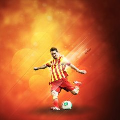 <b>Lionel Messi for blackberry Q10 wallpaper</b>