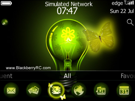 <b>Butterfly Neon Theme Support 99xx, 9981 OS7.0</b>