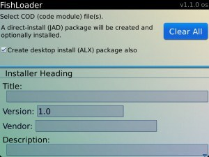 <b>FishLoader v1.1.0 - Load COD and JAD ALX Maker fr</b>