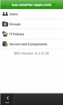 <b>IT Manager 2.3.0.102 for blackberry 10</b>