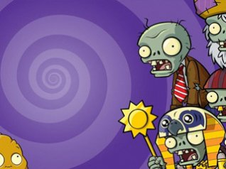 plants vs zombies 2 its about time hd wallpaper free