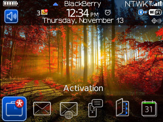 Autumn theme for 85xx os5