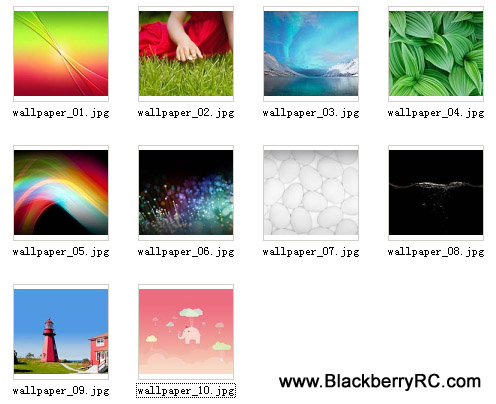 <b>LG G2 built-in wallpapers for Q5, Q10, KOPI</b>