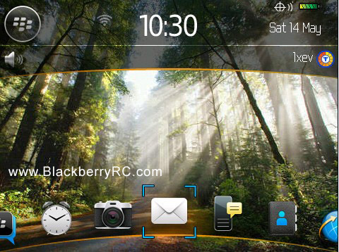 <b>Quickly theme: Blueocean for 97xx,9650 os6.0</b>