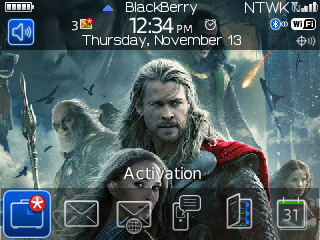 Thor 2: The Dark World ( 85xx curve os5.0 zen theme )