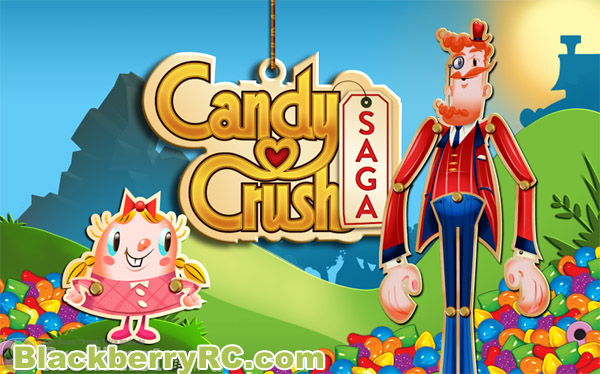 Candy Crush Saga 1.18.0 for blackberry 10