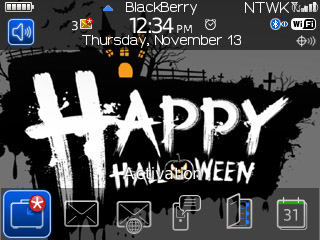 Happy Halloween theme for curve 85xx, 93xx os5