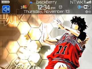 SLAM DUNK 85xx,93xx theme