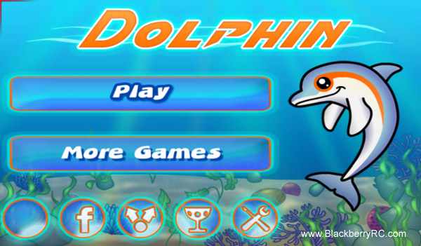 Dolphin 1.0.6.0 for blackberry 10 game