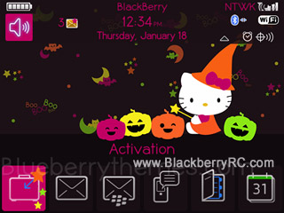 Hello Kitty Halloween 2 (9650,93xx,97xx)