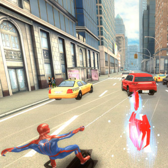 The Amazing Spider-Man 1 0 5 1 - free blackberry games download
