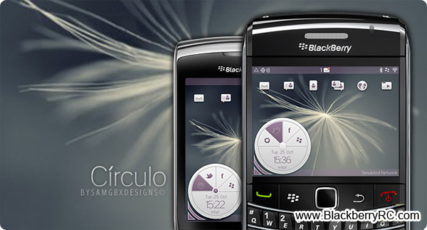 BlackBerry Curve / Themes