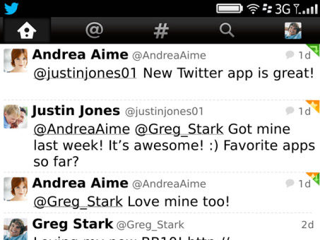 Twitter 4.4.0.11 for BB os6.0-7.x apps