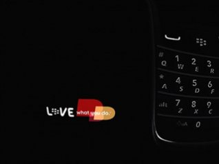 LIVE blackberry phone
