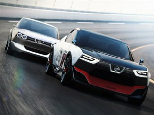 NISSA IDX NISMO 2014 wallpaper