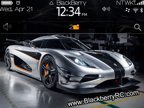 <b>Koenigsegg One-1 for 9700,9780 bold theme</b>