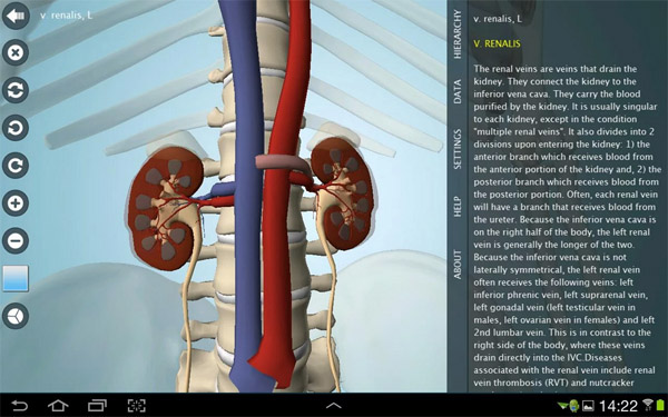 <b>Anatomy 3D Pro - Anatronica for blackberry 10 pho</b>
