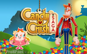 <b>Candy Crush Saga v1.18.0 for playbook game</b>