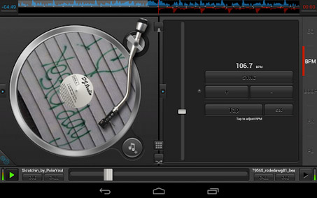DJ Studio 5 v5.1.0  free for BlackBerry 10