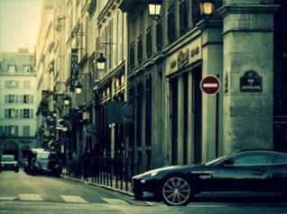 The city blackberry wallpaper