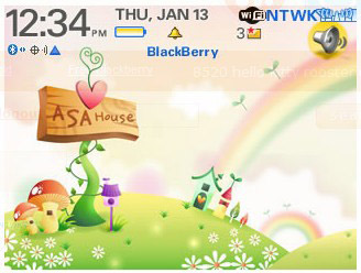 Magic Cartoon themes (83xx,87xx,88xx os4.5 themes)