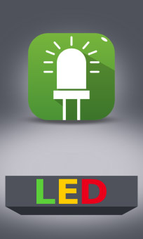 FREE Color LED for BlackBerry 10 apps