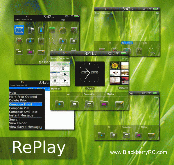 Gree RePlay theme (85xx,93xx,91xx,9000,95xx,89xx,96xx,9700)