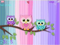 <b>Cute Owl Theme ($0.99)</b>
