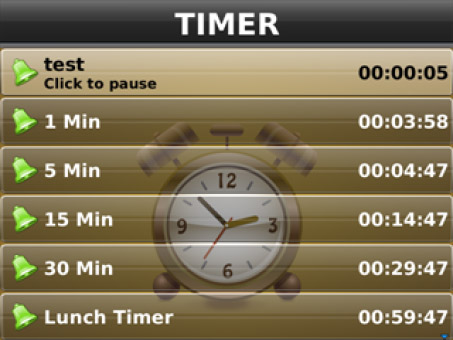 <b>Timer – Featured Clock – Best Stop Watch – </b>