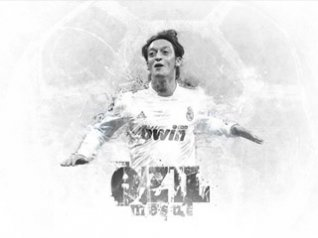 Mesut Oezil for blackberry wallpaper