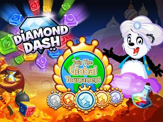 Diamond Dash v2.3.2 for BlackBerry 10 games