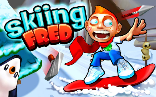 Skiing Fred 1.0.5.1