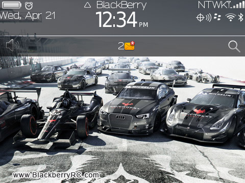 GRID: Autosport for 9700,9780 os6 themes