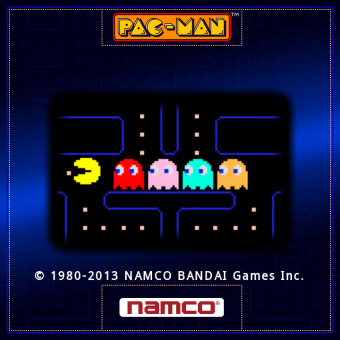 PAC-MAN 1.0.2.7 for blackberry 10 game