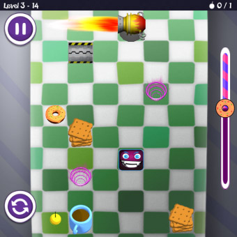 Pastry Push 2.2.2.1 for blackberry 10 games