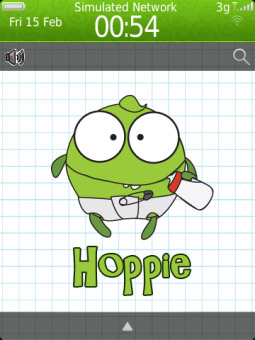 <b>Cute Hoppie Theme</b>