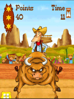Rodeo Stars 1.0 for bb 9900 games