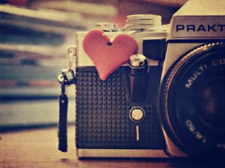 Rangefinder camera wallpaper