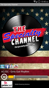 <b>The Specialty Channel</b>
